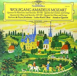 Mozart: Clarinet Quintet, Oboe Quartet