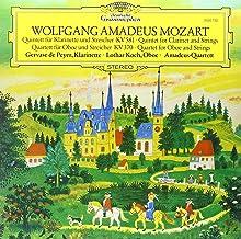 Mozart Clarinet Quintet Oboe Quartet