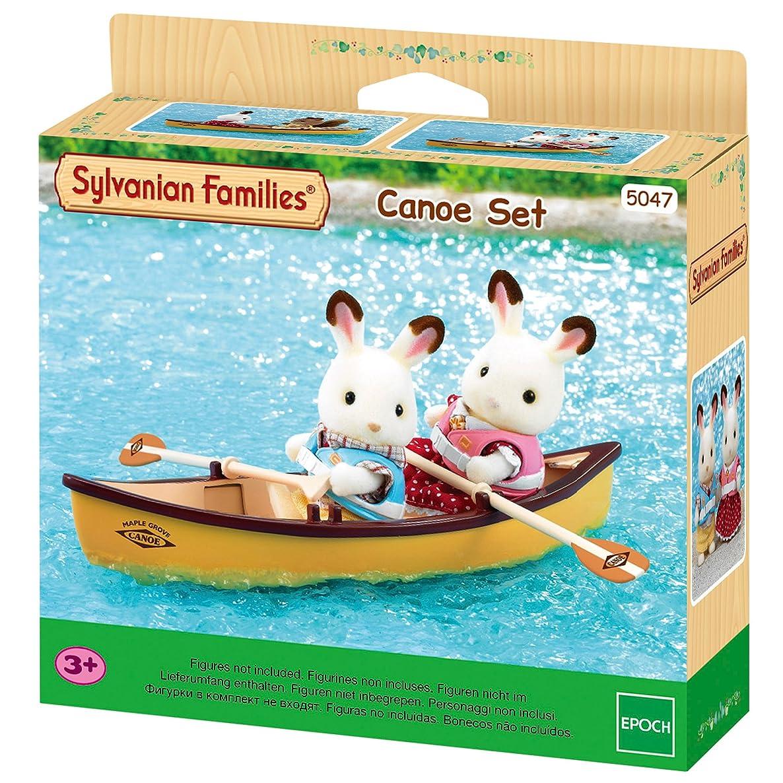 主人待つマニアック[シルバニアファミリー]Sylvanian Families Canoe Set 5047 [並行輸入品]