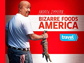 Bizarre Foods America Volume 5