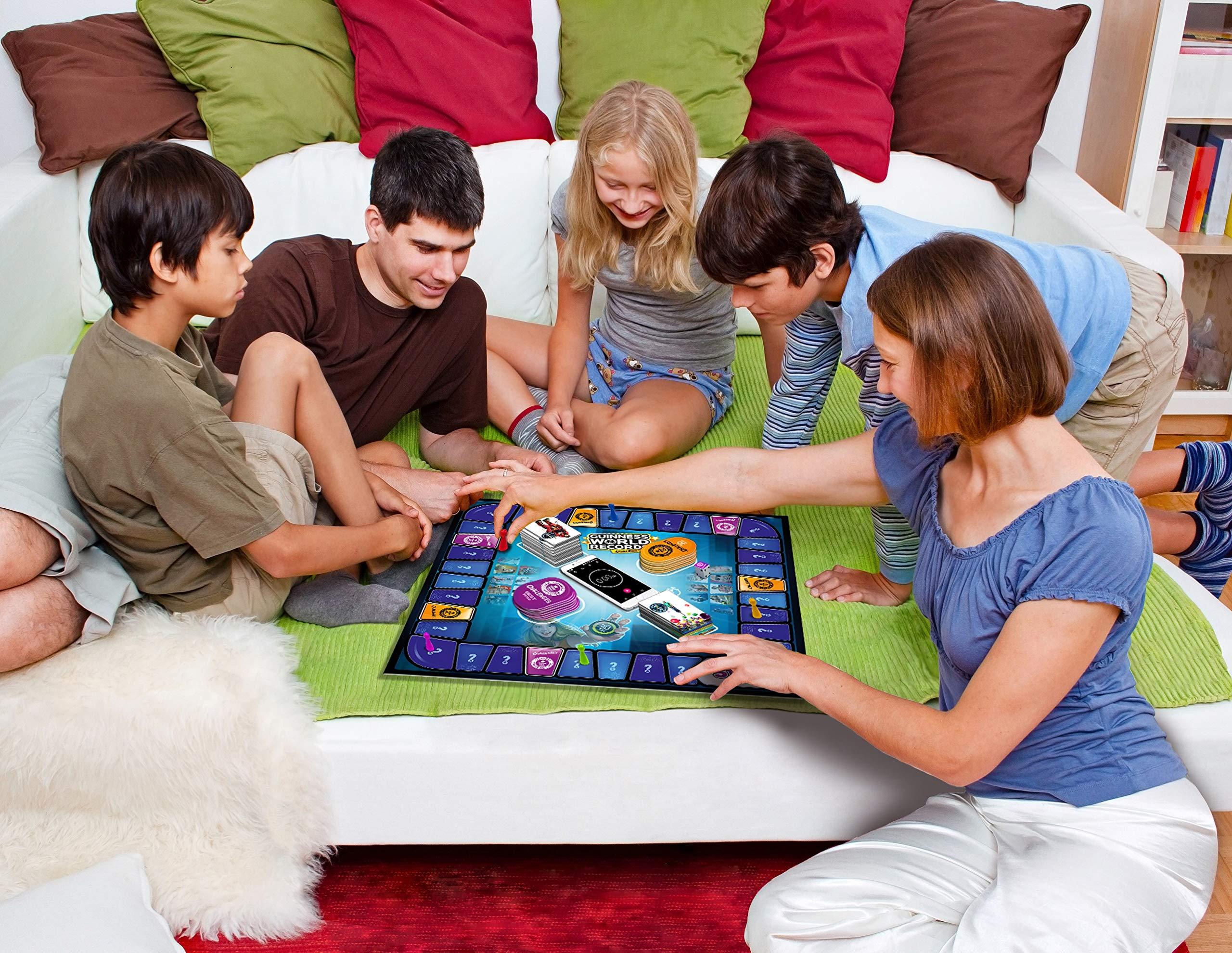 Megableu 678615 Guinness World Records Challenges (en inglés): Amazon.es: Juguetes y juegos