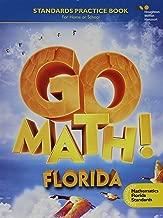 Go Math!: MAFS Student Standards Practice Book Grade 4