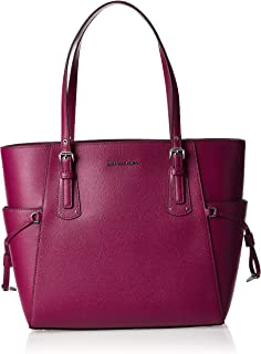 Michael Kors Tote Bag for Women- Burgundy