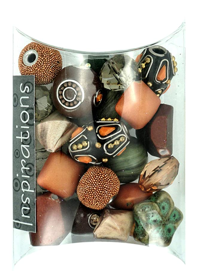Jesse James Beads 5738 Inspirations Spice Market Bead 50g