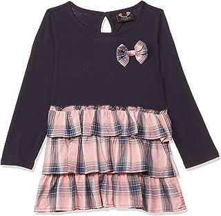 Smiling Bows Cotton Dress
