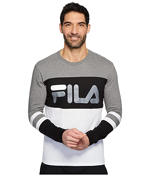 Shirt Sleeve Long Fila T Dylan xpPIwSq4