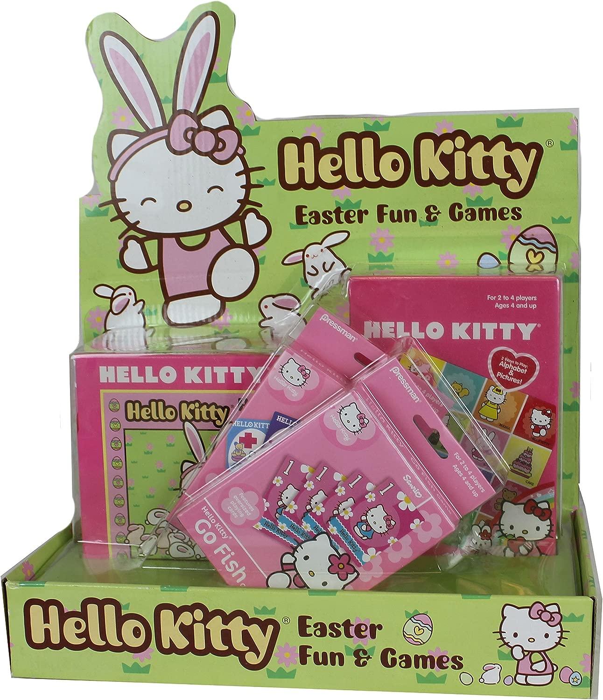 Hello Kitty divertimento, Jeux de Paques