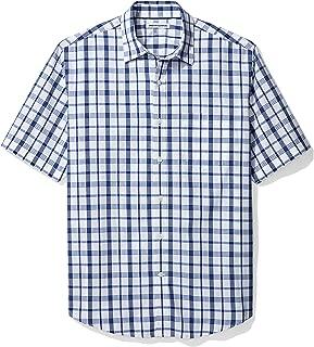 Best white and blue plaid shirt mens Reviews