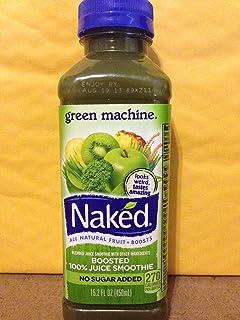 Naked Smoothie Green Machine 425 ml (12 Stück)