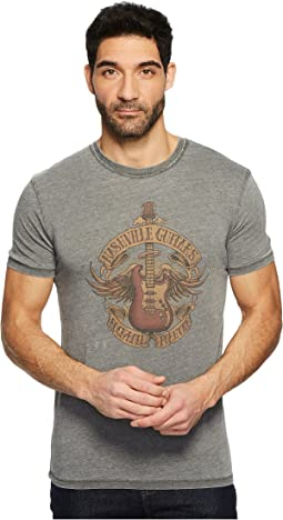 Lucky Brand - Nashville Tattoo Tee