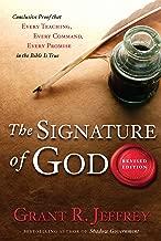 Best grant jeffrey signature of god Reviews