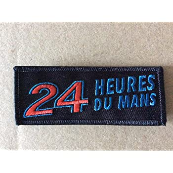 4,5 CM BLUE HAWAI ECUSSON Patches AUFNAHER Toppa THERMOCOLLANT Rallye Monte Carlo 9