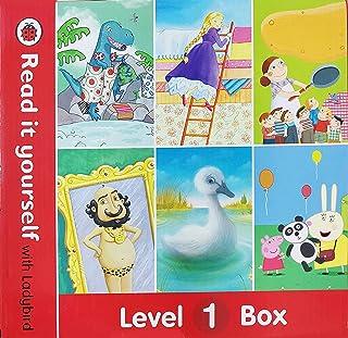 Ladybird RIY Pizza Box Level 1 - Vol II Paperback by Ladybird