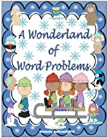 A WONDERLAND OF WORD PROBLEMS TASK CARDS