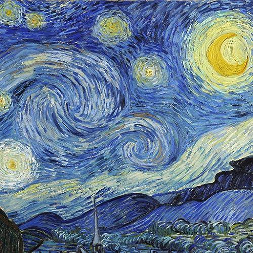 Van Gogh Art Jigsaw Puzzle