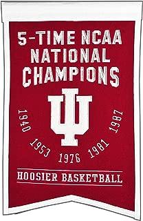 NCAA Indiana Hoosiers Champions Banner