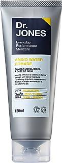Pomada Modeladora, Amino Water Pomade, Dr. Jones, Cinza