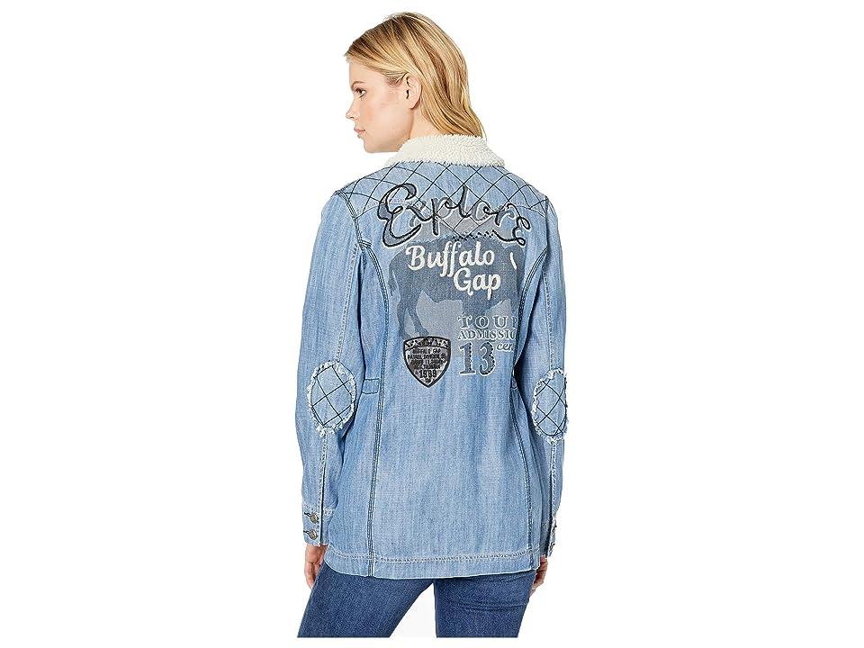 Double D Ranchwear - Double D Ranchwear Buffalo Gap Jacket