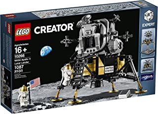 Lego Creator NASA Apollo 11 Lunar Lander Set 10266 New with Box