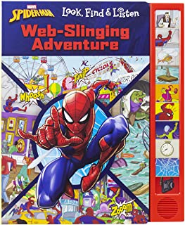 Marvel Spider-Man: Web-Slinging Adventure