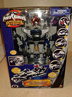 Power Rangers Operation Overdrive Battlefleet Megazord