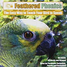 teach parrot to talk cd
