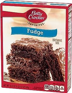 Betty Crocker Brownie Mix Fudge Family Size 18.3 oz Box