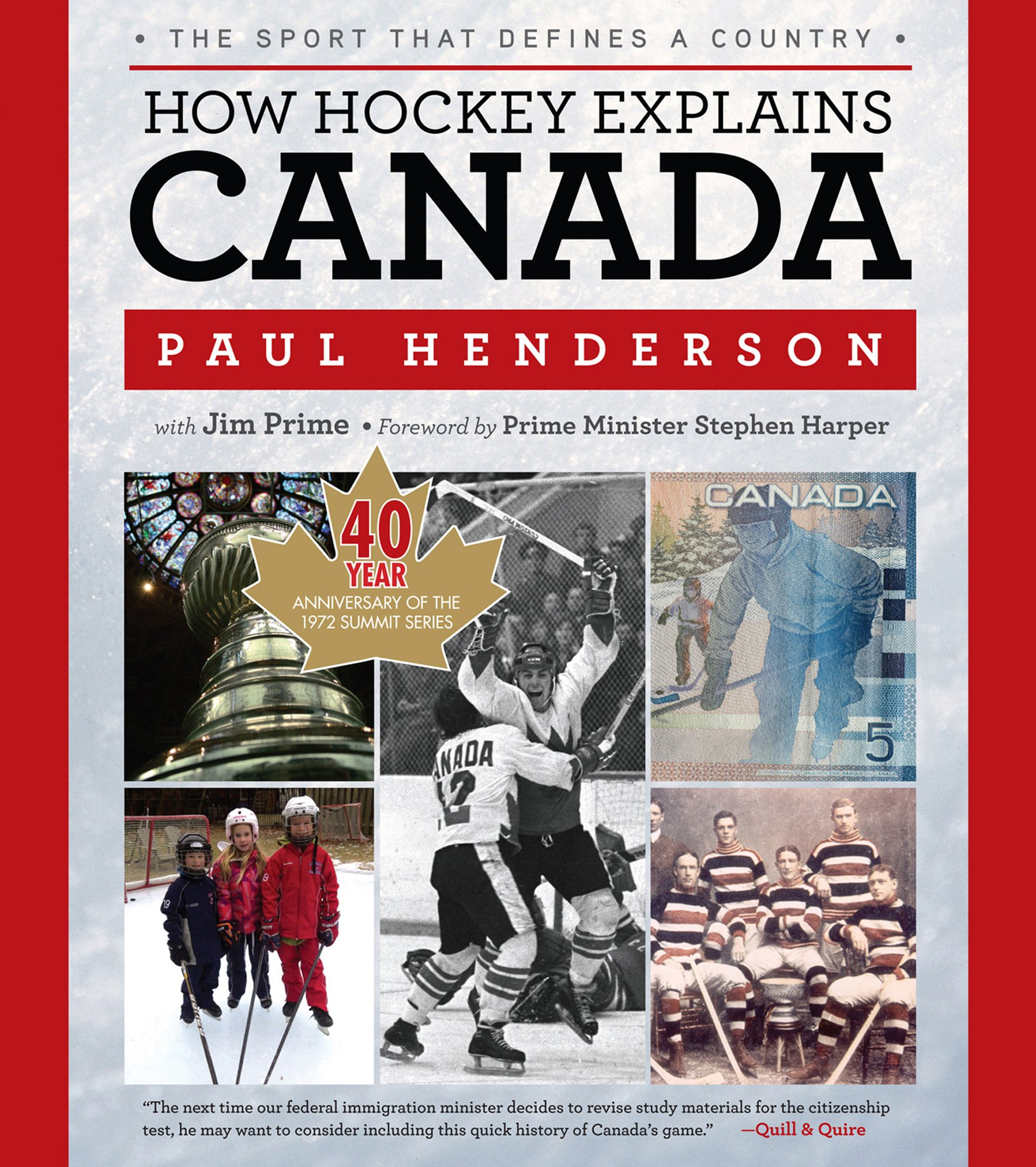 How Hockey Explains Canada: The Sport That Defines a Country (English Edition)