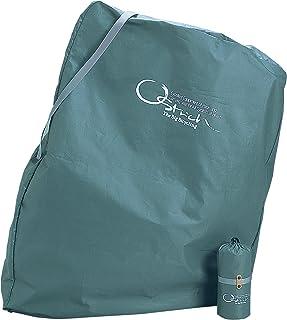 オーストリッチ(OSTRICH) 輪行袋 [ロード320] 輪行袋 グレー リア用エンド金具付属