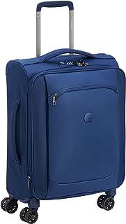 Azul 55 cm 36.299999999999997 litros DELSEY Paris Segur 2.0 Equipaje de Mano