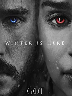 Game of Thrones TV Series Poster Standard Size 18×24 inches