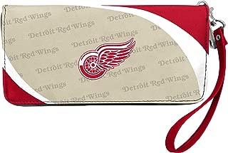 NHL Curve Zip Organizer Wallet