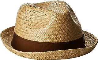 قبعة Brixton للرجال من Straw Fedora