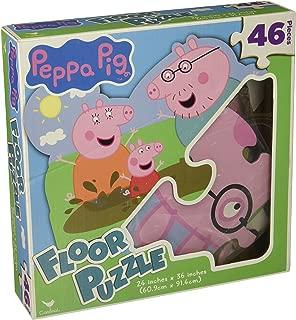 Cardinal Peppa Pig 46 Pieces Floor Puzzle