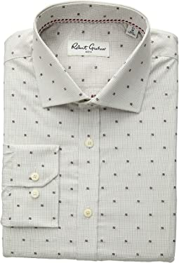 Noah - Graph Check Dress Shirt