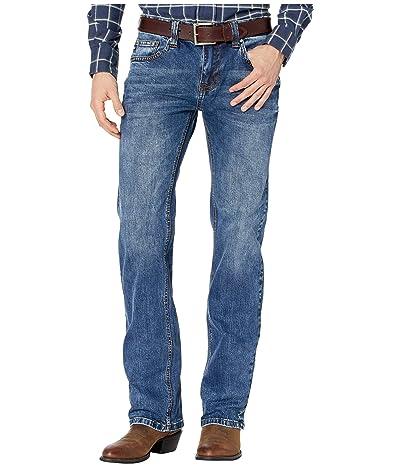 Rock and Roll Cowboy Reflex Pistol in Dark Wash M1P3399 (Dark Wash) Men