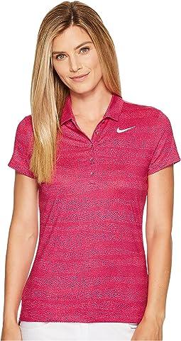 Nike Golf - Precision Zebra Print Polo
