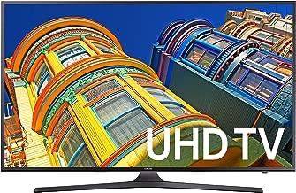Samsung UN50KU6300 50-Inch 4K Ultra HD Smart LED TV (2016 Model) (Certified Refurbished)