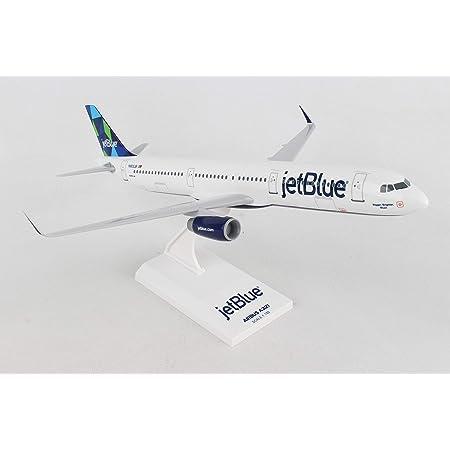 ALASKA A321NEO 1:150 SCALE PLASTIC SNAPFIT MODEL SKR982 SKYMARKS
