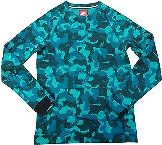 Tech Fleece Camo Crew Sweat Shirt 823501 Jumper