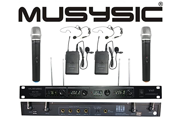 Best wireless microphone for church | Amazon com