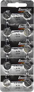 Energizer Watch/Electronic, A76/LR44 (A76BP) 10 PACK BUNDLE!!