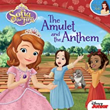 Sofia the First: The Amulet and the Anthem (Disney Storybook (eBook))