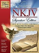 New King James Version Signature Edition Bible: