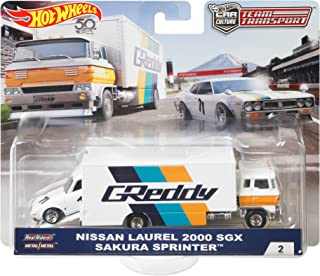 hot WHEELS SAKURA Sprinter 汽车多种颜色