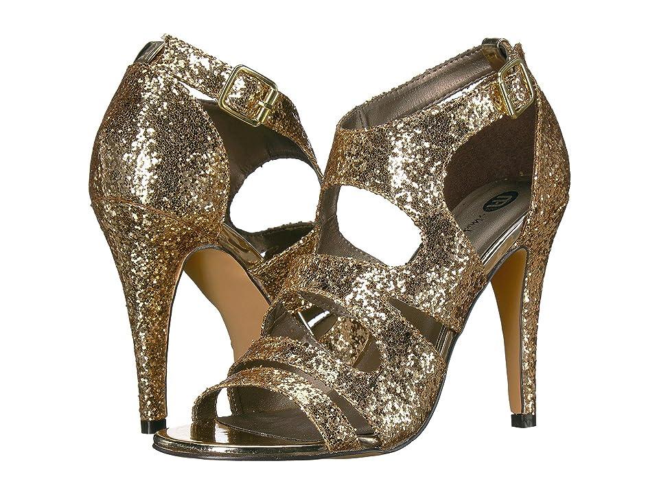 Michael Antonio Rakit (Gold) High Heels