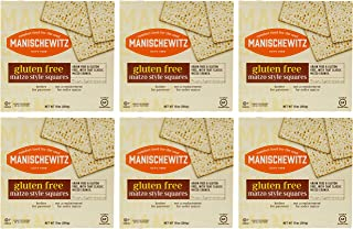 Manischewitz Matzos All Natural Gluten-Free Kosher For...