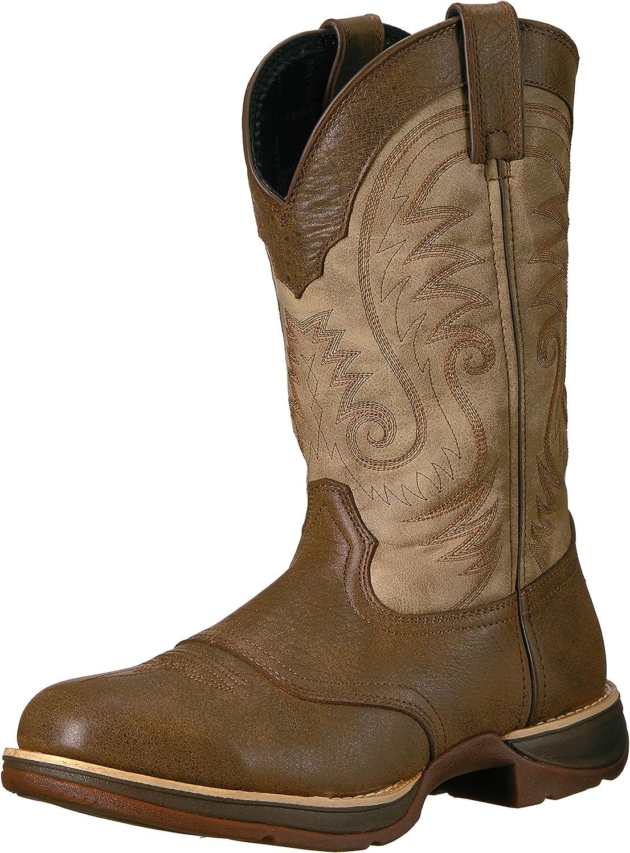 Durango Western stövlar stövlar stövlar herr Rebell Saddle Vattenfri bspringaaa DDB0106  världsberömd försäljning online