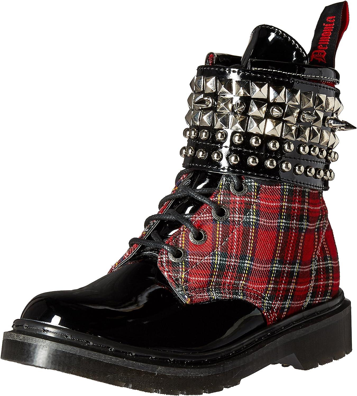 Demonia Womens Riv106 rplf Boot