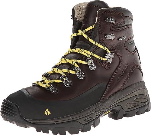 Vasque Wohommes Eriksson Gore-Tex Hiking démarrage, Coffee Bean Primrose jaune,7.5 W US